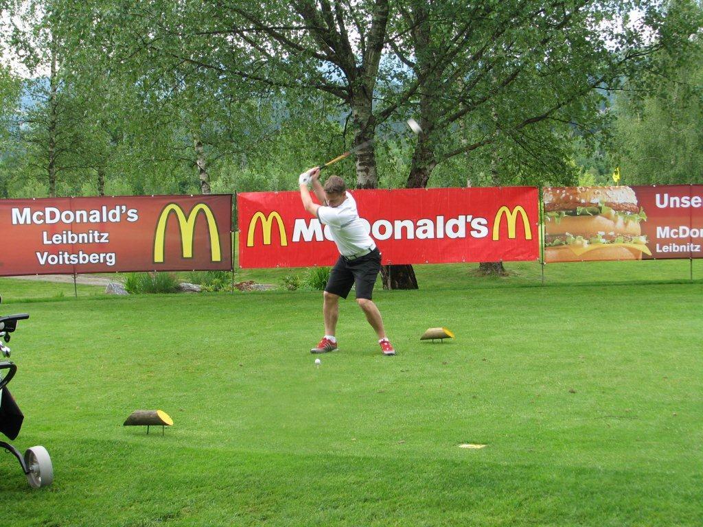 Golftrophy Pieberstein 2010